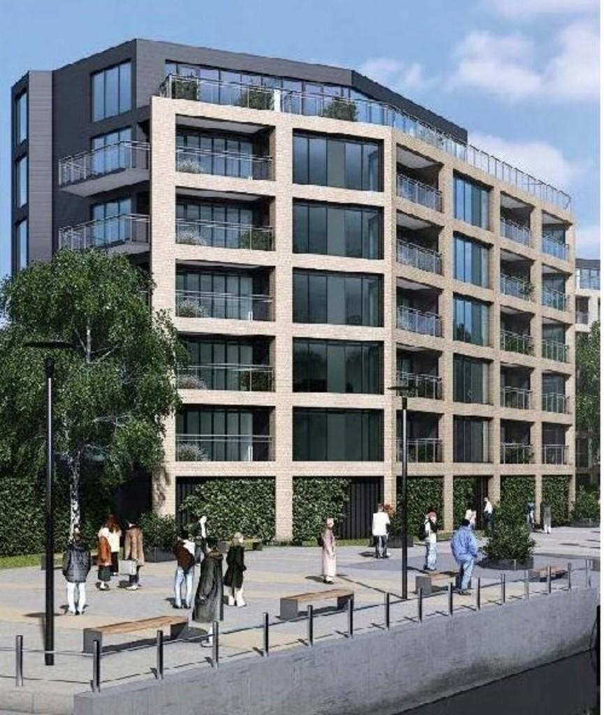 Crescent Club Apartments: Apartment 23, THE YACHT CLUB, RIVERSIDE, Nottingham
