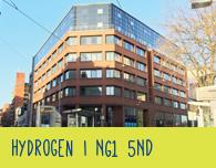 Student accommodation Nottingham - Hydrogen