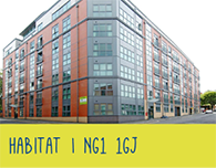 Nottingham student accommodation habitat