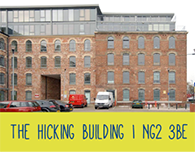 Student Accommodation The Hicking Building Nottingham