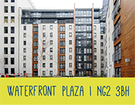 Student Accommodation Waterfront Plaza Nottingham