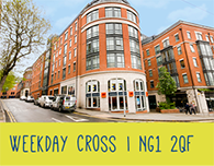 Student Accommodation Weekday Cross Nottingham