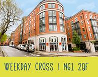 Student Accommodation Weekday Cross Nottingham