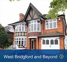 Estate agent West Bridgford