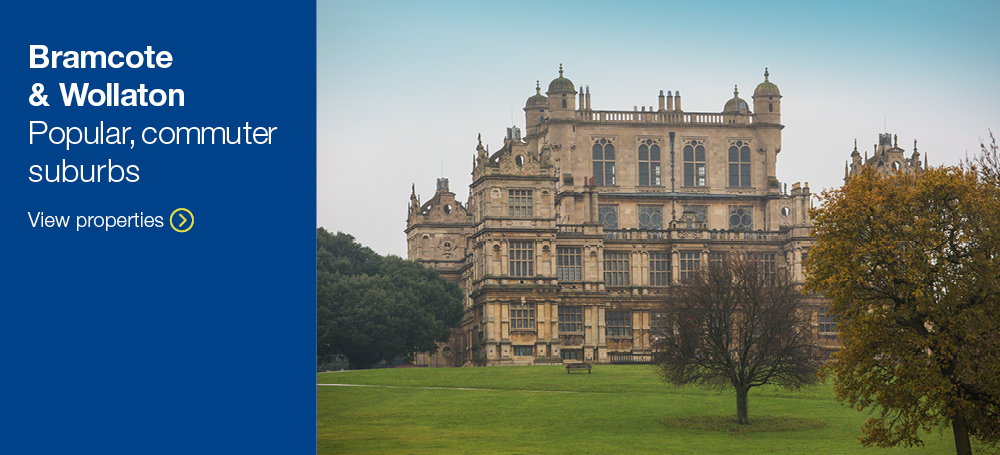 Wollaton Hall - not for sale