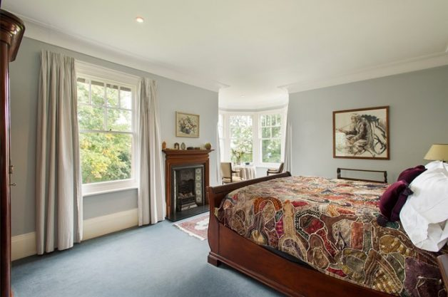 Bedroom at The Lawn