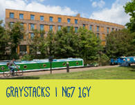 Student housing Nottingham - Graystacks