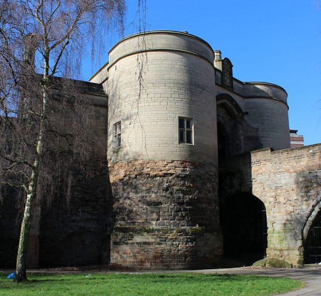Nottingham Castle - not for sale