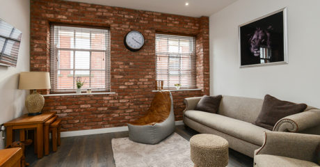 luxury apartment nottingham
