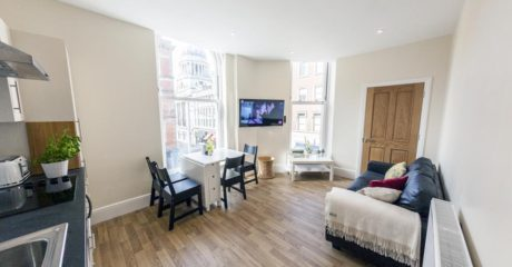 nottingham letting agents (student accommodation)