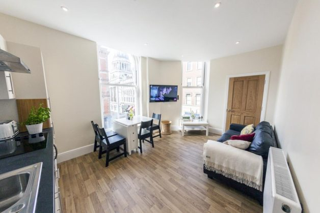 nottingham letting agents (student accommodation)