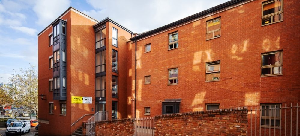 varsity student accommodation in nottingham