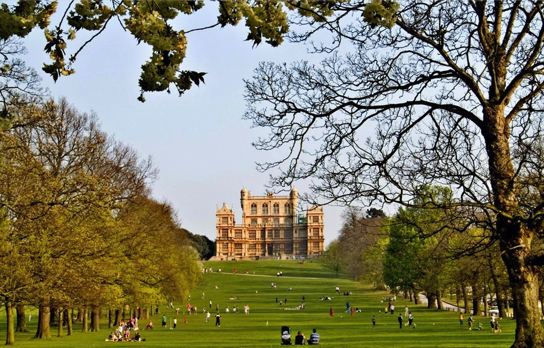 houses for sale wollaton hall and deer park