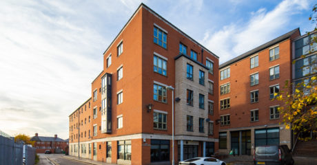 student accommodation nottingham - varsity
