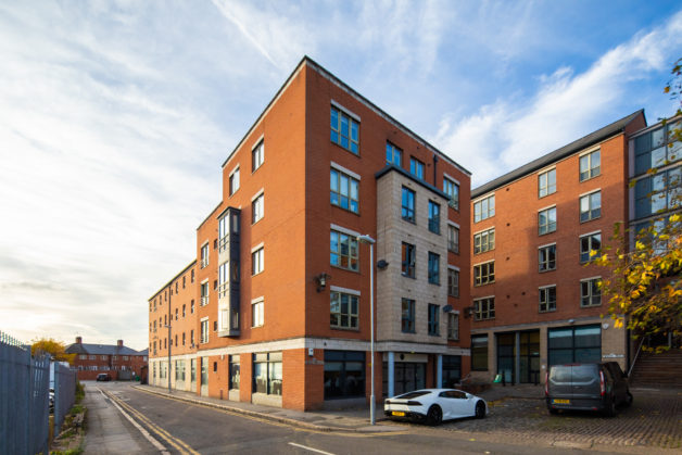 Purpose Built Student Accommodation - FHP Living